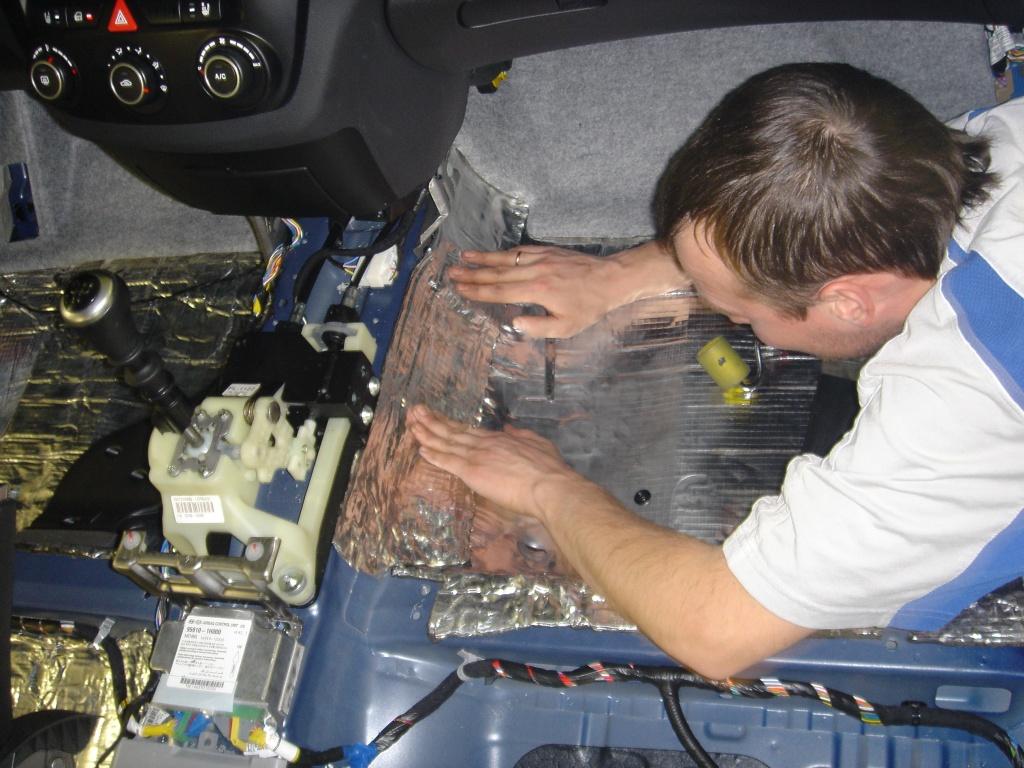 Шумоизоляция авто материалы своими руками фото 218