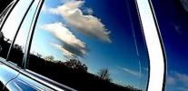 Зеркальная тонировка автомобильного стекла