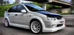 Средства тюнинга кузова и мотора автомобиля Lada Granta Liftback