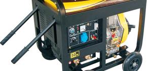 На какие характеристики стоит обращать внимание при покупке дизельного генератора