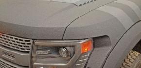 Краска Раптор и ее нанесение на автомобиль своими руками