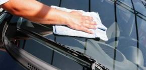 Какие существуют технологии полировки автомобильного стекла?