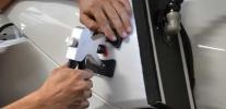 Удаление вмятин без покраски места повреждения кузовной детали