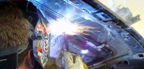 Как выбрать сварочный инвертор для ремонта автомобиля в гаражных условиях