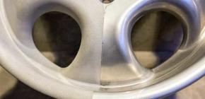 Выполняем полировку колесных дисков до зеркального блеска