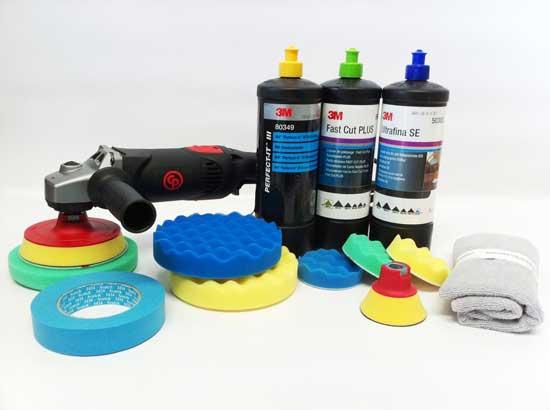 Узнаем, какие пасты выбрать для полировки кузова автомобиля и как ими пользоваться.