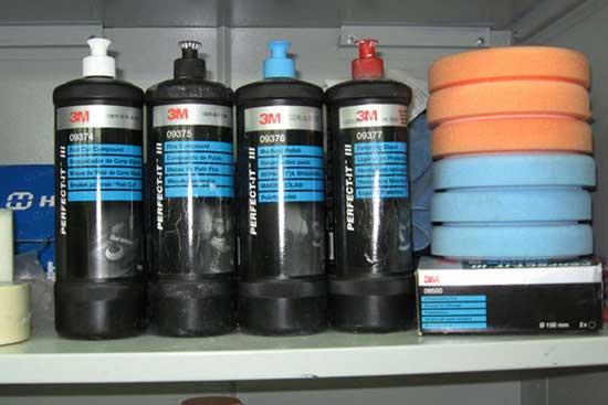 Системы абразивной полировки 3М позволяют производить высококачественную полировку с минимальным износом ЛКП.