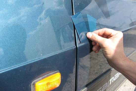При частичной покраске автомобиля очень важно точно попасть в тон, а вот о том, как это сделать, мы и поговорим дальше...
