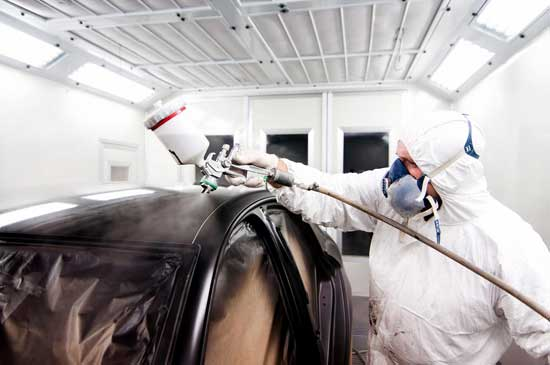Раскрываем секреты ремесла - поговорим о том, как можно качественно покрасить авто...
