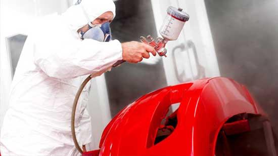 Раскрываем секреты технологии покраски бампера, а также его ремонта...