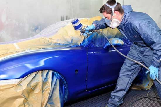 Незачем красить весь автомобиль, если повреждены только некоторые детали.
