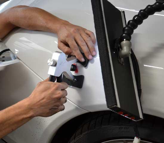 Известно несколько способов рихтовки автомобиля, важные технологические нюансы которых имеет смысл рассмотреть подробнее...