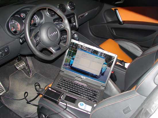 Лицензированное ПО гарантирует корректную работу двигателя после перепрошивки