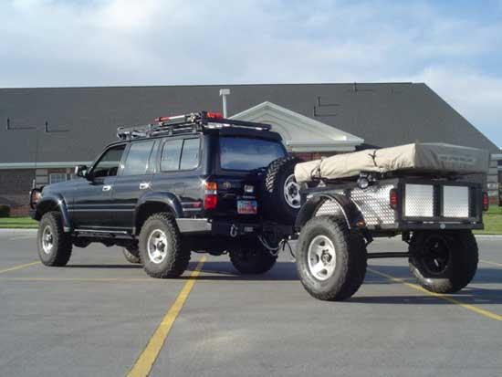 Разрешенная масса прицепа не может превышать снаряженную массу автомобиля