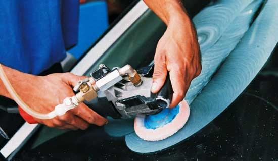 Технологическая полировка стекла машинным способом