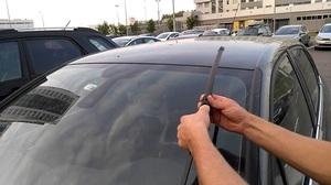 Как установить дворники на машину крючок