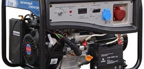 Бензиновый генератор для частного дома