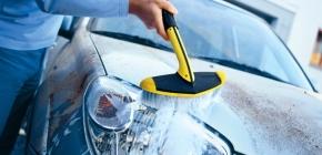 Как правильно мыть машину высоким давлением самостоятельно