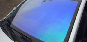 Атермальная пленка на лобовое стекло