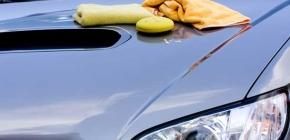 Как можно быстро выполнить полировку автомобиля