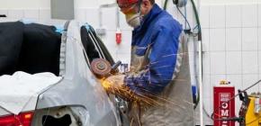 Виды кузовного ремонта и важные нюансы этого процесса