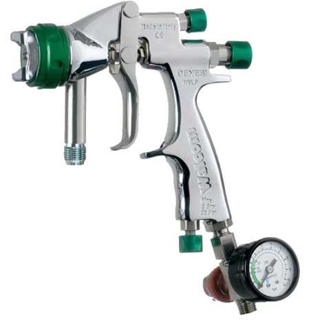 Пульверизатор низкого давления является главным инструментом автомаляра, а некоторые используют его и для грунтовки.