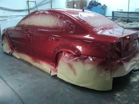 Узнайте далее, почему важно соблюдать оптимальный порядок покраски кузова автомобиля.