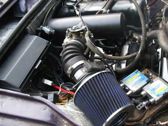 Установить фильтр нулевого сопотивления может практически любой автовладелец. поскольку данная операция требует минимальных технических знаний.