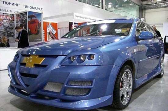 Тюнинг автомобилей Шевроле Лачетти — это возможность сделать из бюджетной модели эксклюзивную, и далее поговорим о способах такого перевоплощения.