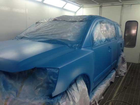 Рассмотрим вместе, как обойти сложности при перекраске машины
