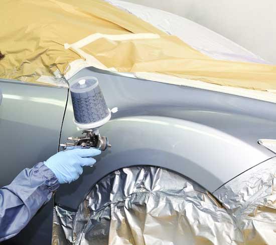 Узнайте, как покрасив крыло своего автомобиля можно сэкономить на целый бак бензина...