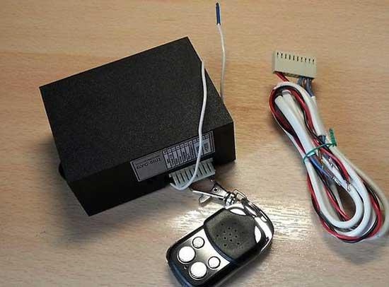Набор для установки электронной тонировки