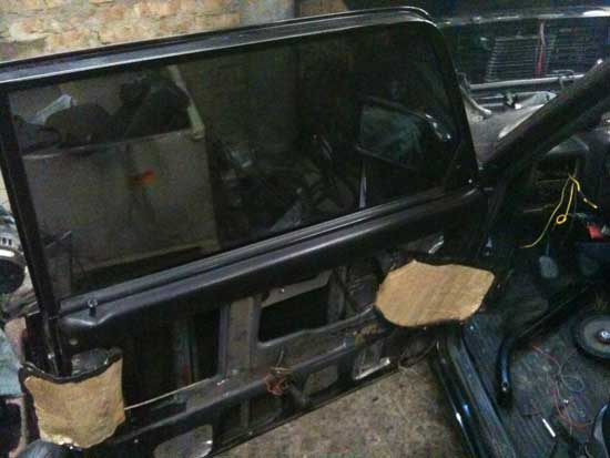 Установка стекла двери ВАЗ 2101