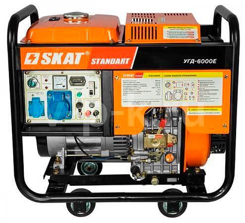 Дизельный электрогенератор всегда должен иметь запас мощности