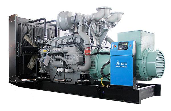 Дизельные электрогенераторы могут быть весьма мощными